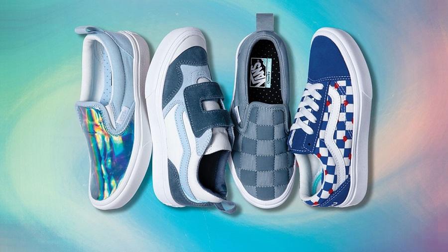zapatos vans niño