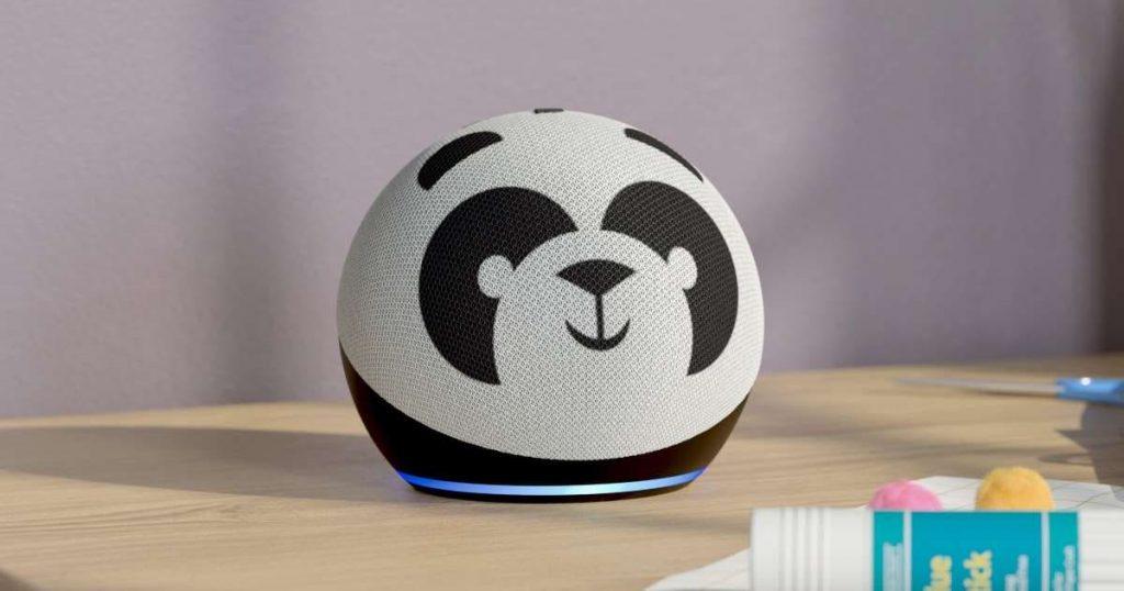 Los dispositivos con Amazon Alexa distinguirán cuando sean usados por niños
